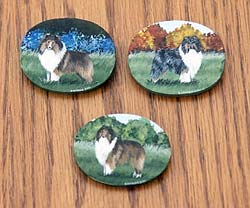 Collie Pins